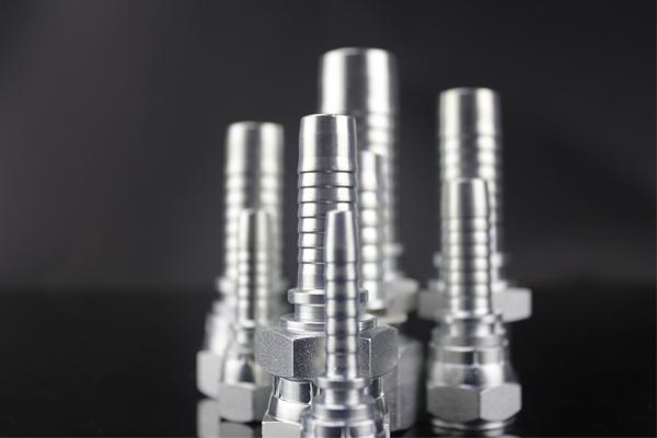 24度DKOL DKOS直管和彎頭液壓接頭