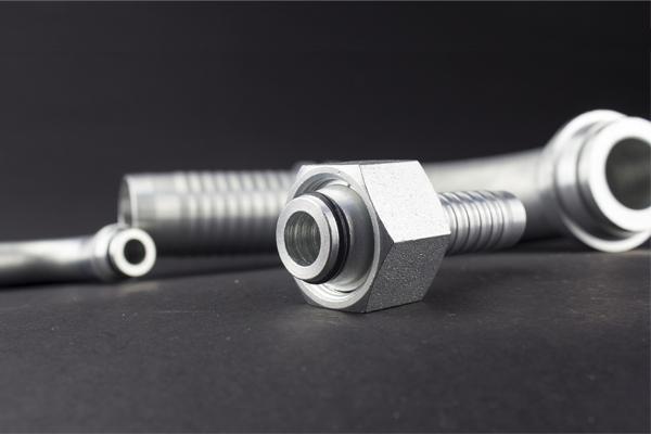 24度錐形公制螺紋標準DKOL DKOS液壓接頭