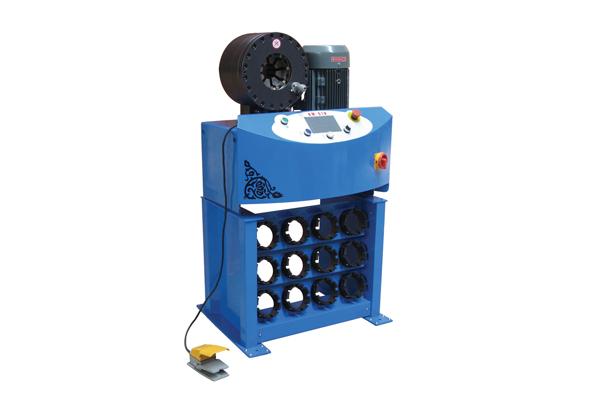 小型企業推廣用高壓液壓軟管壓接機